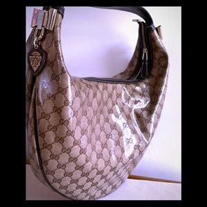 Gucci hobo purse